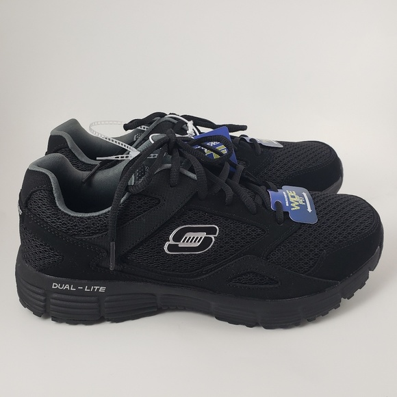 skechers memory foam mens shoes